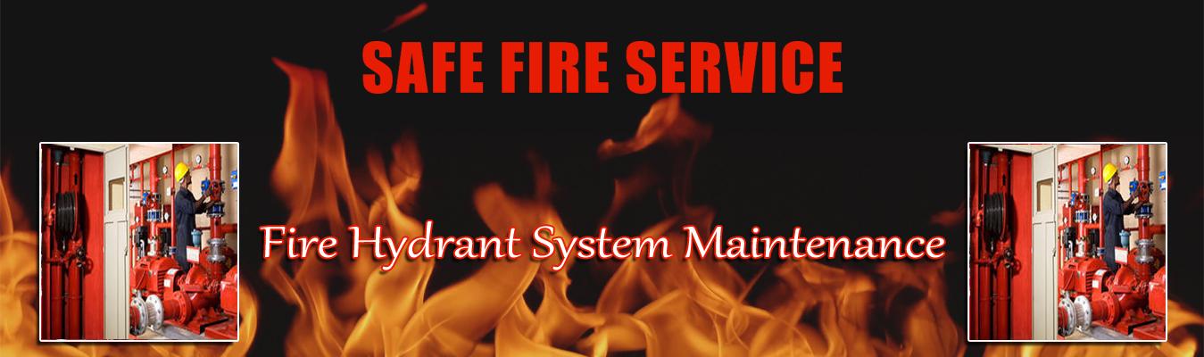 Fire Hydrant System Maintenance