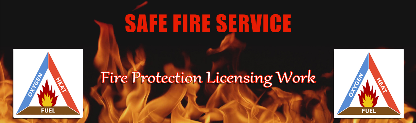 Fire Protection Licensing Work
