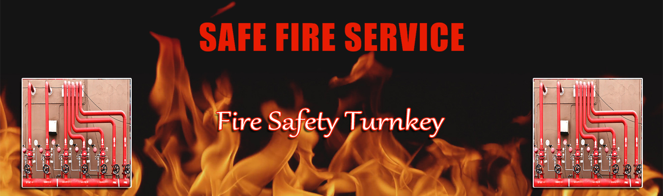 Fire Safety Turnkey Projects